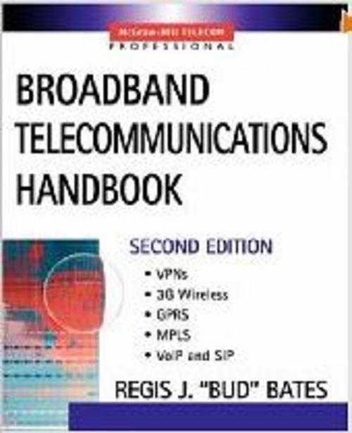 Product picture Broadband Telecommunications Handbook.pdf