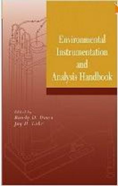 Product picture Environmental Instrumentation and Analysis Handbook .pdf
